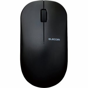 ELECOM M-K7BRBK/RS BLUETOOTH4.0 3ボタンIR LEDマウス ブラック