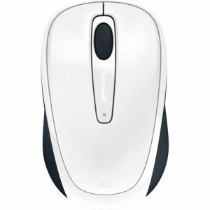 Microsoft GMF-00424 ワイヤレス モバイル マウス 3500 グロッシーホワイト