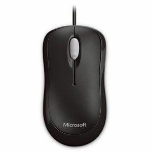Microsoft P58-00071 ベーシック オプティカル マウス ブラック