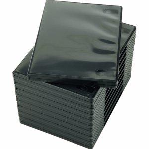 ナガセテクノサービス FD1001TLB10 CD /DVD M-ロックケース ブラック