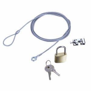 ELECOM ESL-3 ノートPC&マウス用セキュリティワイヤーロック