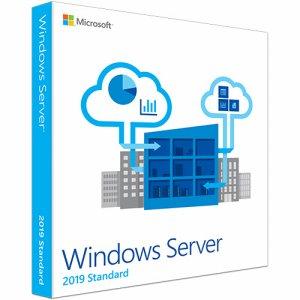 Microsoft P73-07712 WINDOWS SERVER STANDARD 2019 64BIT DVD