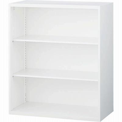RW4-10K オープン書庫 ホワイト