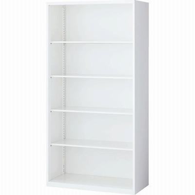 RW4-18K オープン書庫 ホワイト
