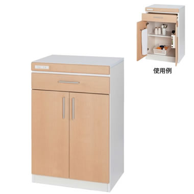 OKW-609K-PM 木製オフィスキッチン
