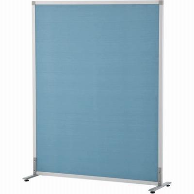 シンプルスクリーン掲示板 高さ1541mm ブルー