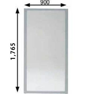 ローパーテーション MPシリーズ 高さ1765mm 幅900mm 半透明