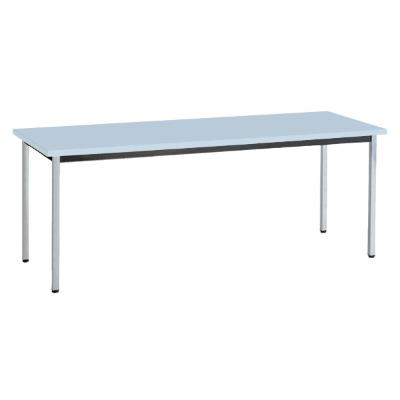 抗ウィルステーブル 幅1800 奥行600 ブルー