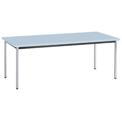 抗ウィルステーブル 幅1800 奥行900 ブルー