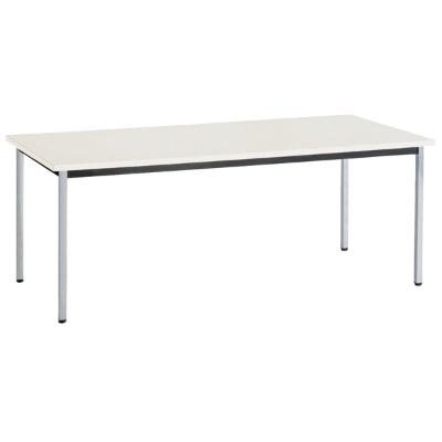 抗ウィルステーブル 幅1800 奥行900 ホワイト