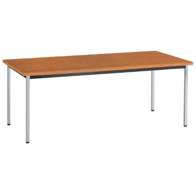 抗ウィルステーブル 幅1800 奥行900 ブラウン
