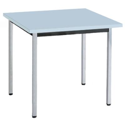 抗ウィルステーブル 幅900 奥行900 ブルー