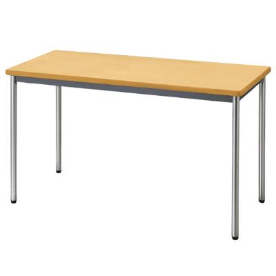 会議用テーブル ソフトエッジ 幅1200 奥行600 ペールアルダー