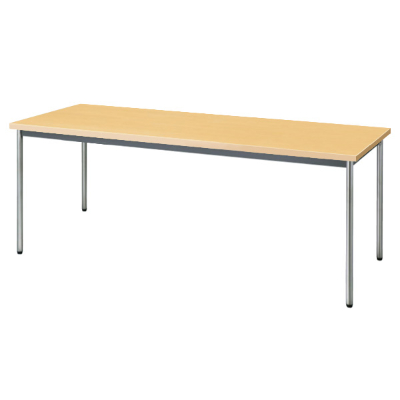 会議用テーブル 幅1800 奥行600 ペールアルダー
