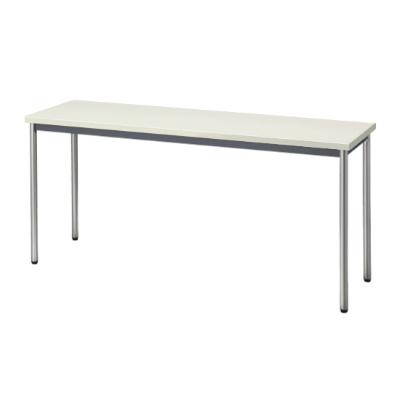 会議用テーブル 幅1500 奥行450 ニューグレー