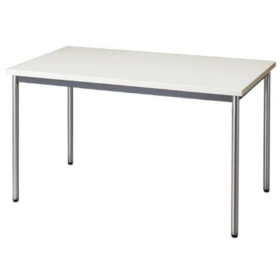 会議用テーブル 幅1200 奥行750 ニューグレー