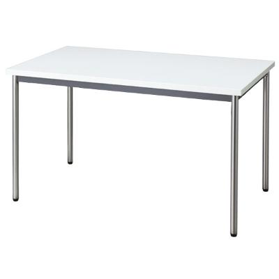 会議用テーブル 幅1200 奥行750 ホワイト