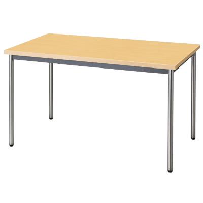 会議用テーブル 幅1200 奥行750 ペールアルダー
