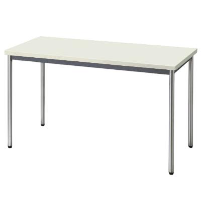 会議用テーブル 幅1200 奥行600 ニューグレー