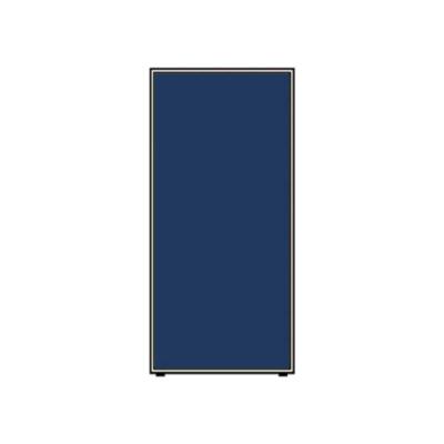 ローパーテーションLPEシリーズ 高さ1860mm 幅900mm インディゴ