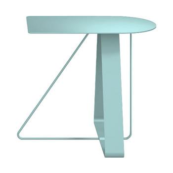 nel カフェテーブル オーバーハング天板 type-A セージ