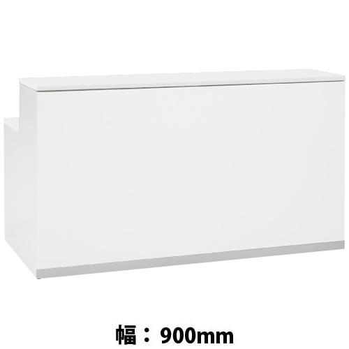 オカムラ 48EJ1A-MK28 インフォメーションカウンター ホワイト天板