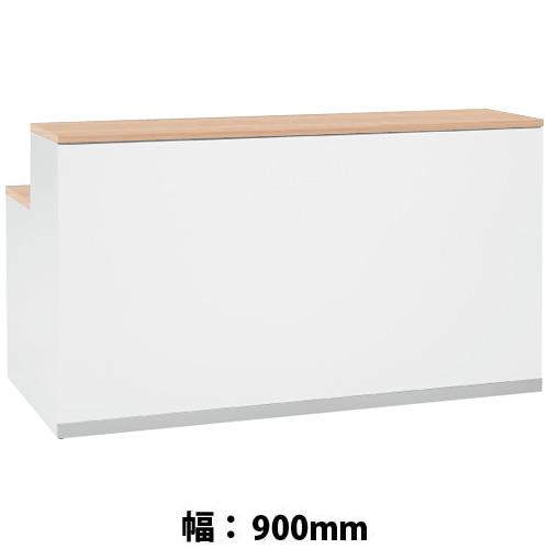 オカムラ 48EJ1A-MK54 インフォメーションカウンター ネオウッドライト天板