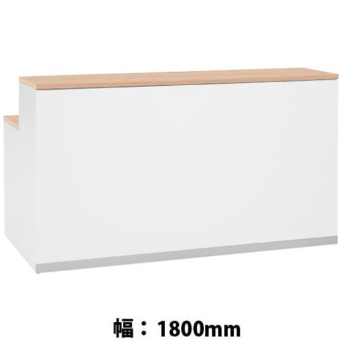 オカムラ 48EJ4A-MK54 インフォメーションカウンター ネオウッドライト天板