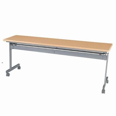 スタックテーブル 幅1800×奥行450mm ナチュラル