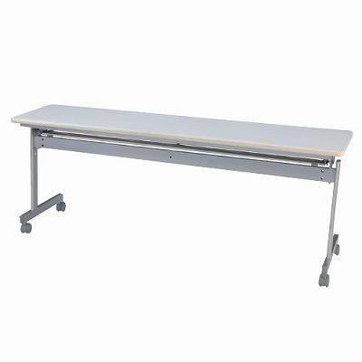 スタックテーブル 幅1500×奥行450mm ホワイト