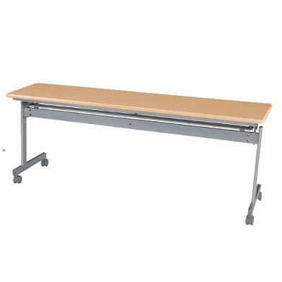 スタックテーブル 幅1500×奥行450mm ナチュラル