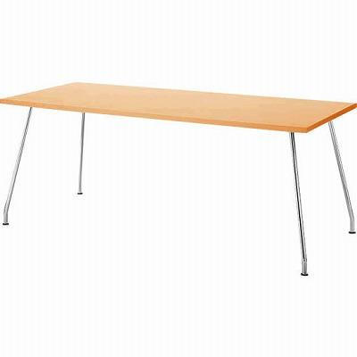 リフレッシュテーブル 長方形 幅1800 ナチュラル