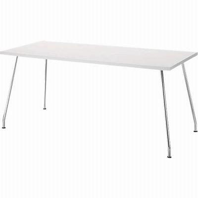 リフレッシュテーブル 長方形 幅1500 ホワイト