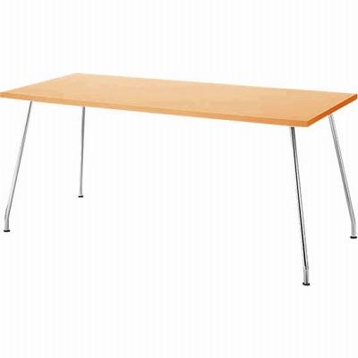 リフレッシュテーブル 長方形 幅1500 ナチュラル