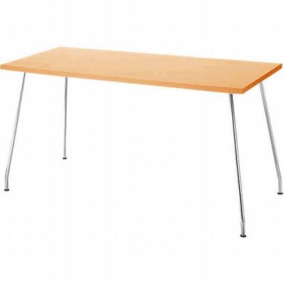 リフレッシュテーブル 長方形 幅1200 ナチュラル