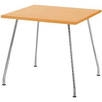 リフレッシュテーブル 正方形 幅800 ナチュラル