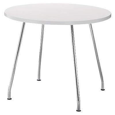 リフレッシュテーブル 円形 φ900 ホワイト