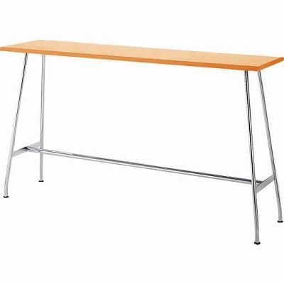 リフレッシュテーブル ハイタイプ 長方形 幅1800 ナチュラル