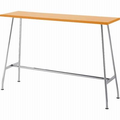 リフレッシュテーブル ハイタイプ 長方形 幅1500 ナチュラル
