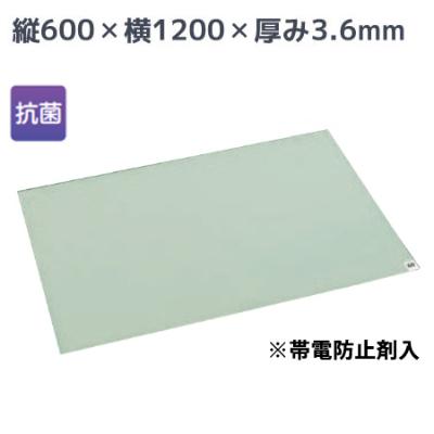 粘着マットシートAST 透明 600×1200mm