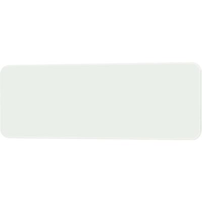 スタックテーブルKS 幅750mm用 幕板 ホワイト