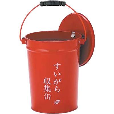 SS-267-010-0 すいがら集積缶中カゴ付