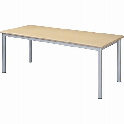 会議テーブル 幅1800×奥行750mm ネオナチュラル