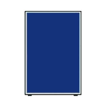 LPE-1107BU Belfix ローパーティション ブルー