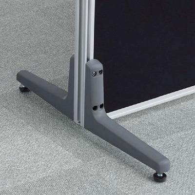 ローパーテーション LPEシリーズ用オプション 安定脚 両側用