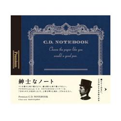 アピカ CDS80Y CDサイズ プレミアムCDノート横罫 シルキー