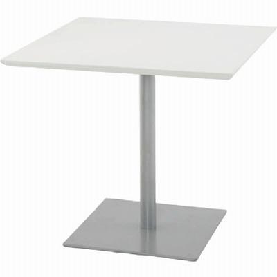 角型リフレッシュコーナーテーブル ホワイト