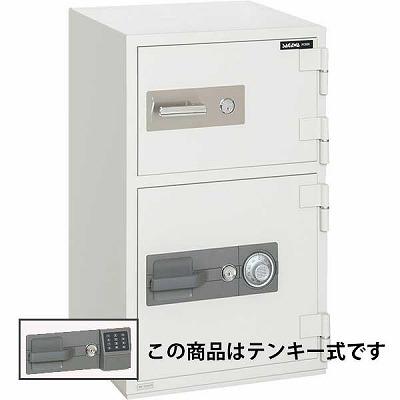 サガワ PC90NT 耐火投入金庫 テンキー式