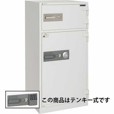 サガワ PC140NT 耐火投入金庫 テンキー式