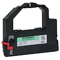 NEC PR-D201MX2-01 インクリボンカートリッジ 黒 1パック=6本